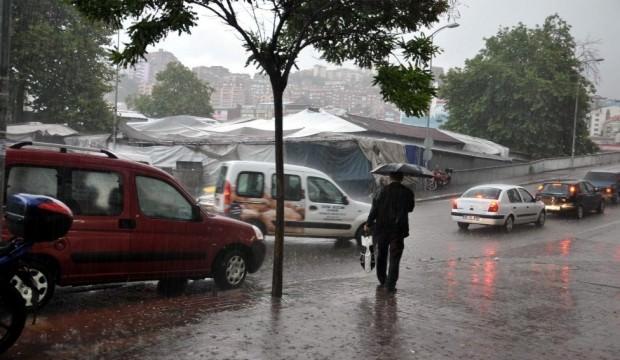 Meteoroloji uyardı: Su ve sel baskınlarına karşı dikkatli olun