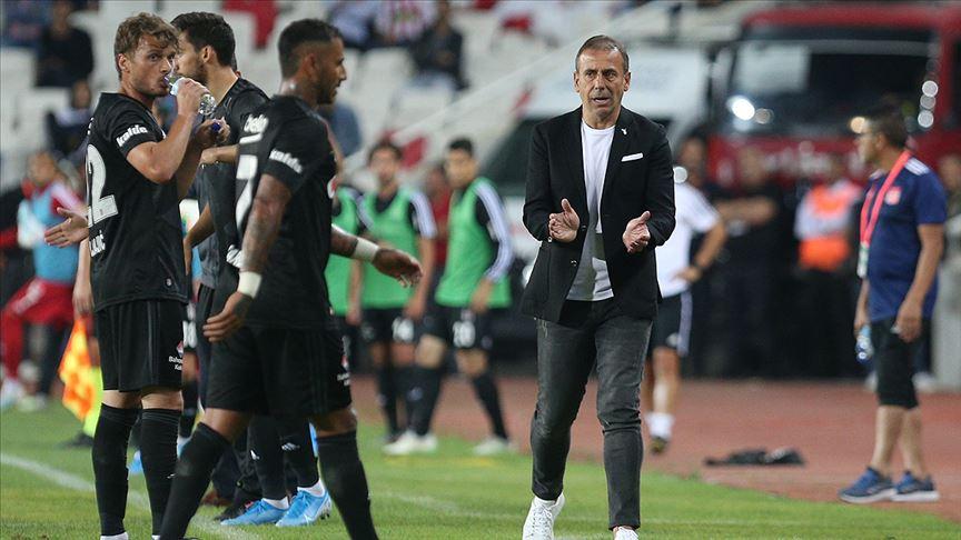 Beşiktaş'tan 7 sezon sonra puansız açılış