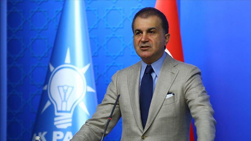 """Çelik'ten 'Doğu Akdeniz' açıklaması! """"Bir tek devlet yok, Türkiye"""""""