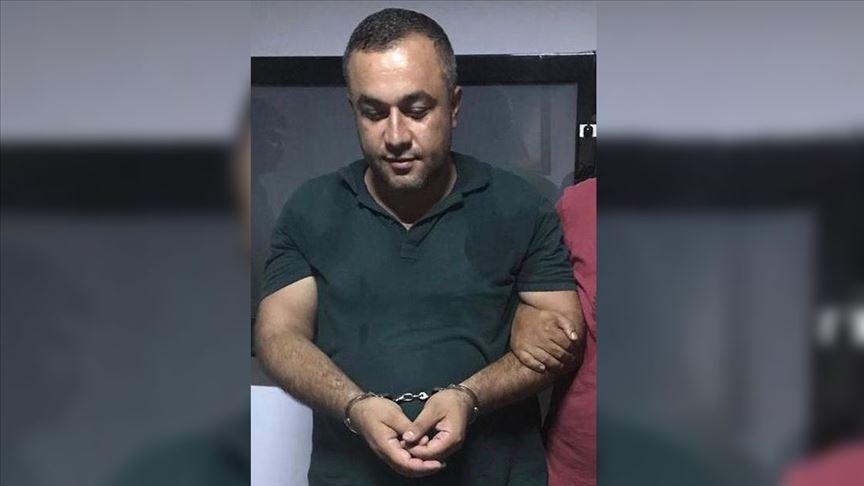 Dev vurgunun ardından kaçan firari soyguncu İstanbul'da yakalandı!