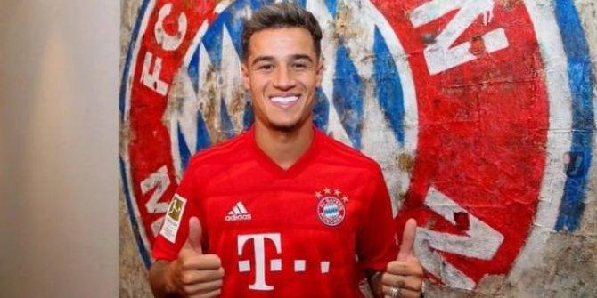 Alman devi Bayern Münih Philippe Coutinho'yu kiraladı!