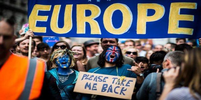 Brexit AB vatandaşlarının kabusu oldu