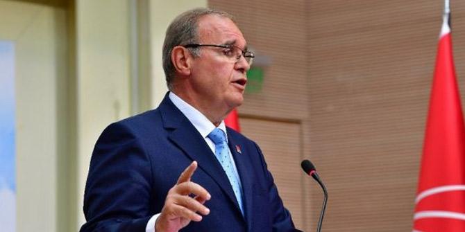 CHP'den ikinci Akdeniz açıklaması