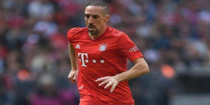 Franck Ribery'nin yeni takımı Fiorentina oldu