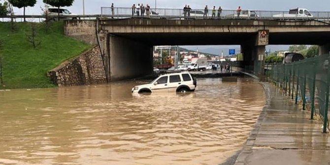 Meteoroloji verileri duyurdu!  İBB'den su baskını uyarısı