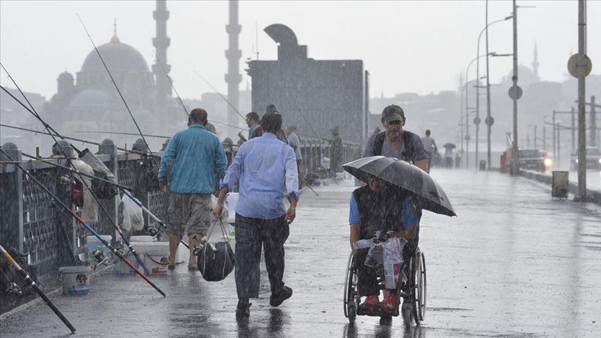 Meteoroloji İstanbul'u uyardı! Akşam saatlerinde...
