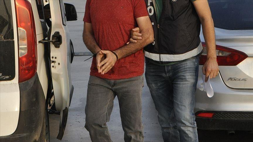 Mardin'de terör operasyonu: 8 gözaltı