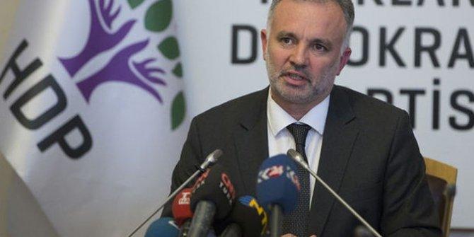 HDP'li Kars Belediye Başkanı  adliyede