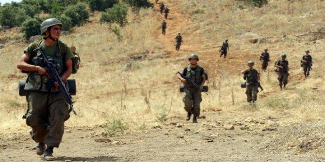 Saldırı hazırlığındaki 3 terörist öldürüldü