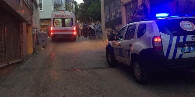 Bursa'da bir kişi tartıştığı eşine kurşun yağdırdı