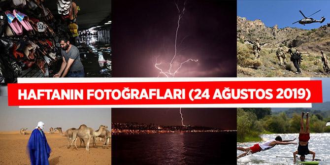 Haftanın fotoğrafları (24 Ağustos 2019)