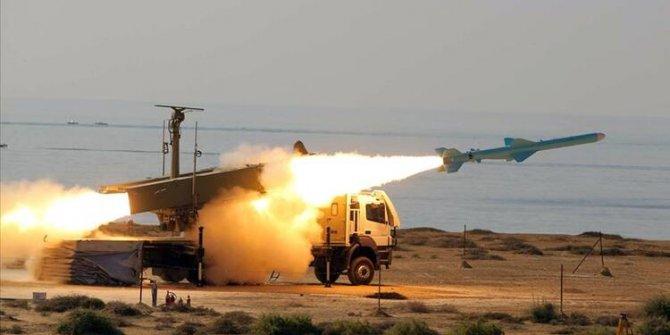 İran'dan yeni füze denemesi!