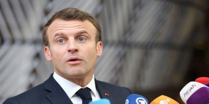 Macron'dan Putine: Türkiye çekilme süresini uzatmalı