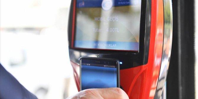 Başkentte 'mobil bilet' dönemi başladı!