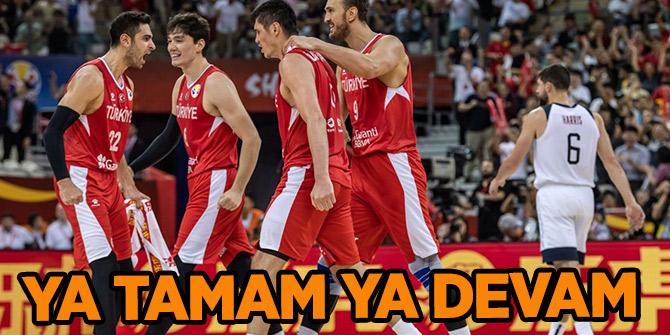 Türkiye Çekya basketbol maçı hangi kanalda, saat kaçta?