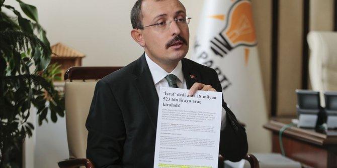 """AK Parti'den Yenikapı açıklaması! """"İspat edemezsiniz..."""""""
