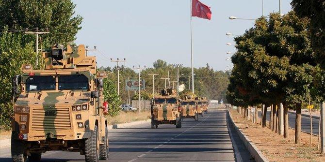 Türkiye ile ABD askerleri ilk ortak kara devriyesine başladı