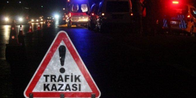 Ankara'da zincirleme kaza: 1'i ağır 4 yaralı