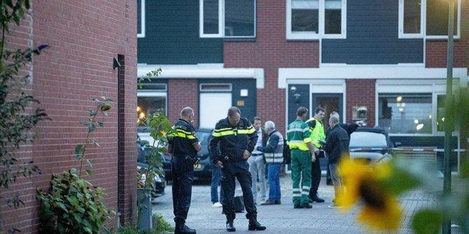 Hollanda'da silahlı saldırı: 3 ölü, 1 yaralı
