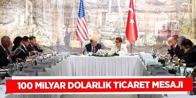 """""""ABD ile yakın işbirliği içinde çalışmaya hazırız""""!"""