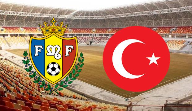 Moldova Türkiye maçı saat kaçta, hangi kanalda?