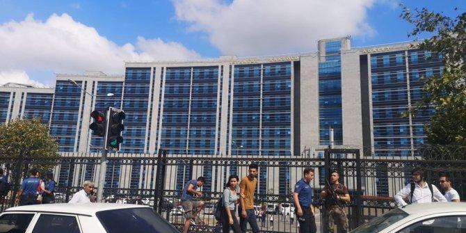 Anadolu Adalet Sarayı önünde silahlı saldırı