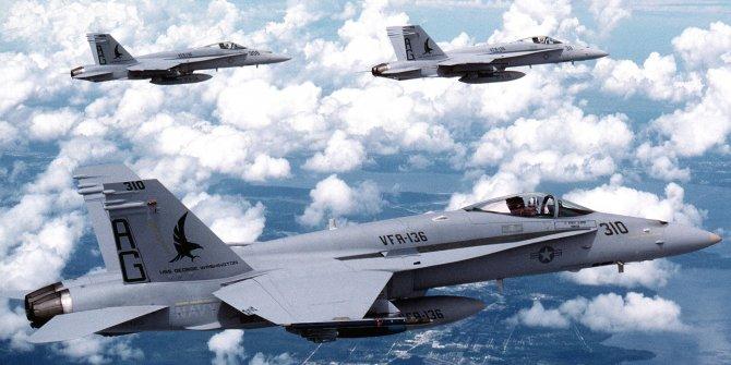 Metina Bölgesine Hava Harekatı düzenlendi