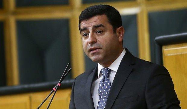Mahkemeden 'Demirtaş' kararı, HDP'den ilk yorum