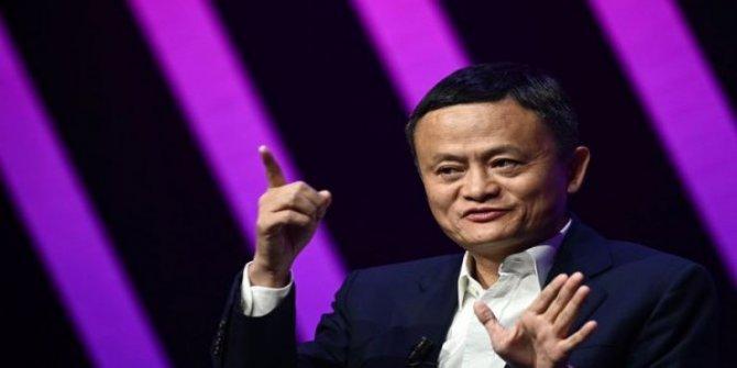 Alibaba'nın kurucusu Jack Ma istifa etti