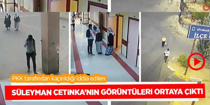 Süleyman Çetinka'nın görüntüleri ortaya çıktı! (PKK tarafından kaçırıldı)