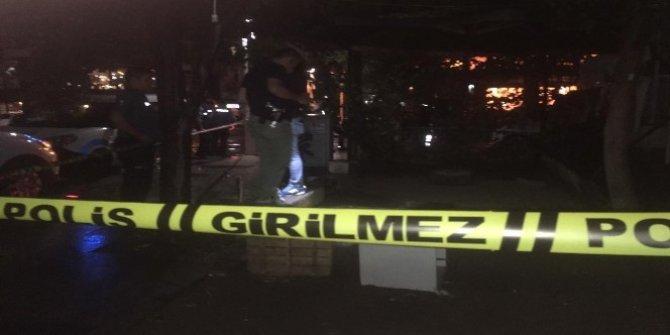 AK Parti kurucu ilçe başkanı Ömer Baysan'a silahlı saldırı