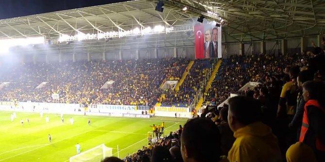 Eryaman Stadyumu'nda konuk  Yeni Malatyaspor