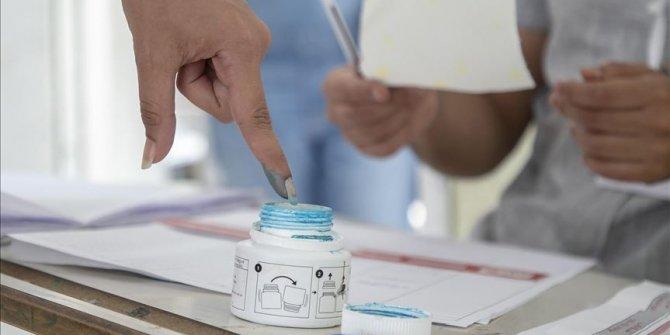 Tunus'ta cumhurbaşkanı seçimlerinde oy verme işlemi tamamlandı