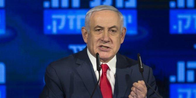 Netanyahu'dan bir skandal açıklama daha!