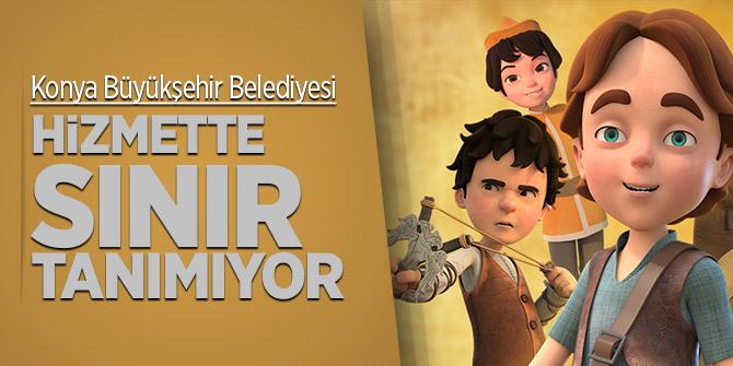 Konya Büyükşehir Belediyesi hizmetlerine bir yenisini daha ekledi