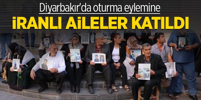 PKK'ya tepkiler çığ gibi büyüyor! Oturma eylemine İranlı aileler katıldı