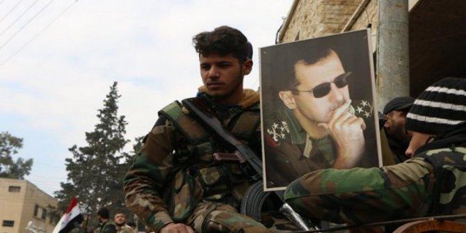 Esad, YPG'yi BM'ye terör örgütü ifadesiyle şikayet etti