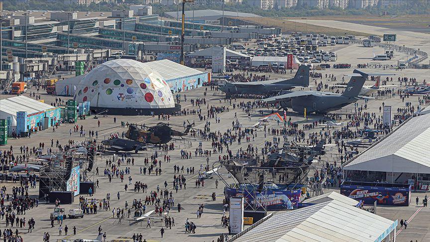 TEKNOFEST İstanbul ikinci gününde devam ediyor