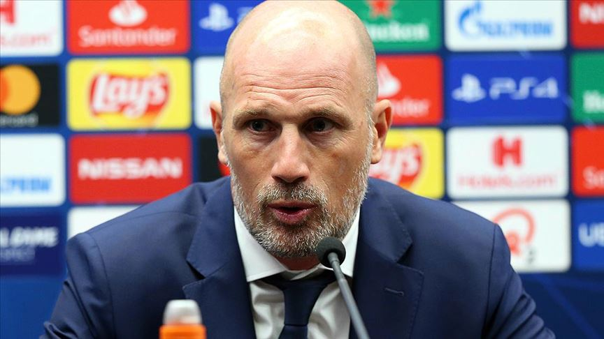 Club Brugge Teknik Direktörü: 'Uzaktan gördüm penaltı olduğunu'
