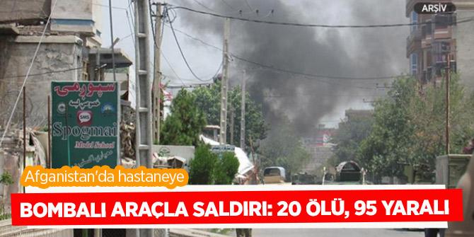 Bombalı saldırı: 20 kişi öldü, 95 yaralı var