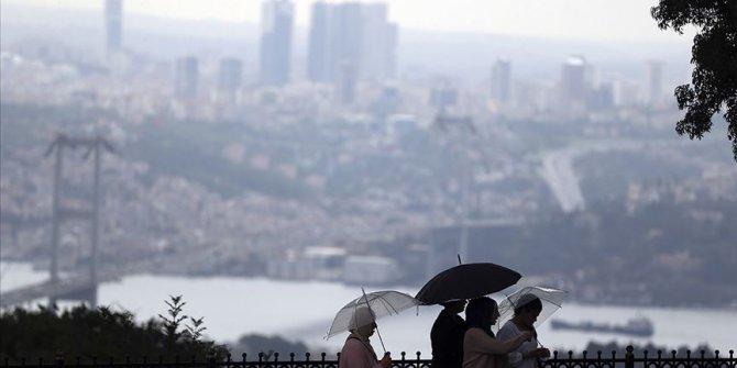 Meteoroloji açıkladı! Marmara'da sıcaklık azalıyor