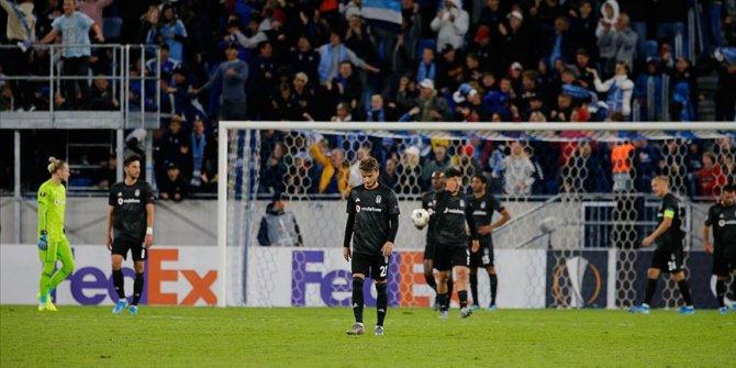 Beşiktaş son 3 deplasman maçında 10 gol yedi!