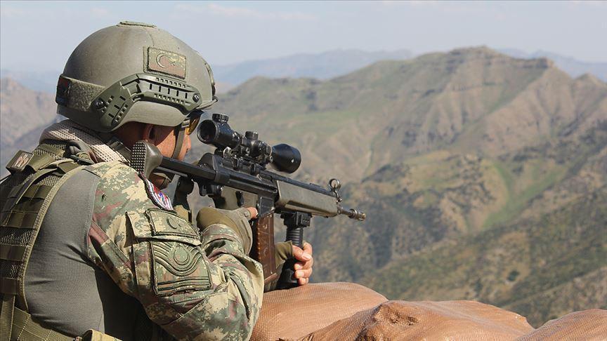 MİT ve TSK'nın operasyonunda PKK'ya büyük darbe