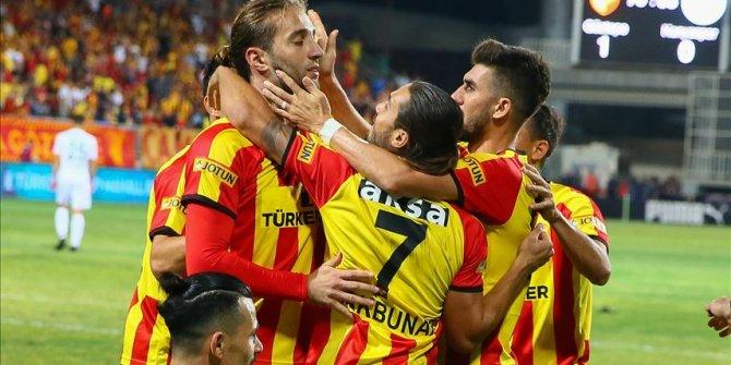 Göztepe ilk galibiyetini Konyaspor karşısında 5. haftada aldı!