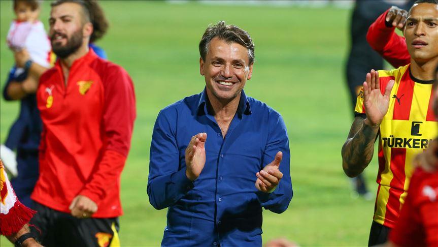 Tamer Tuna: Kazanmış olmak, gol atmış olmak önemliydi