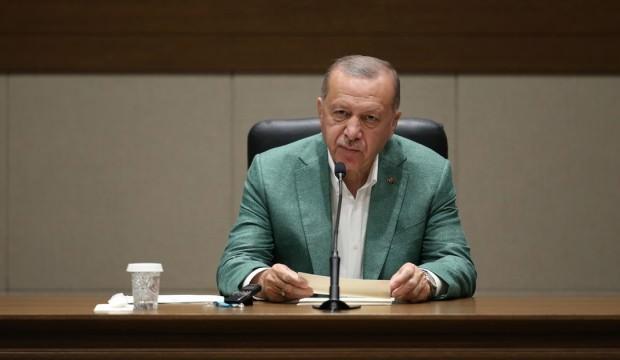 Cumhurbaşkanı Erdoğan'dan Fox TV muhabirine çok sert cevap
