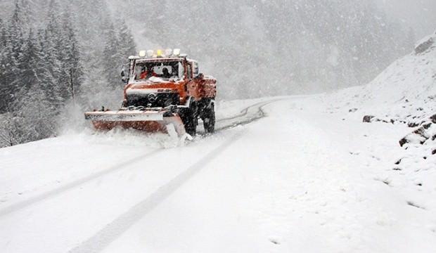 Meteoroloji'den kar yağışı içinde uyarı geldi!