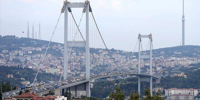 İstanbul'da Pazartesi günü bazı yollar trafiğe kapatılacak