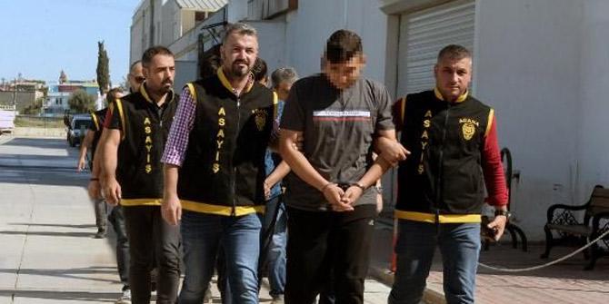 Adana'daki provokasyonla ilgili gözaltı sayısı 138'e çıktı