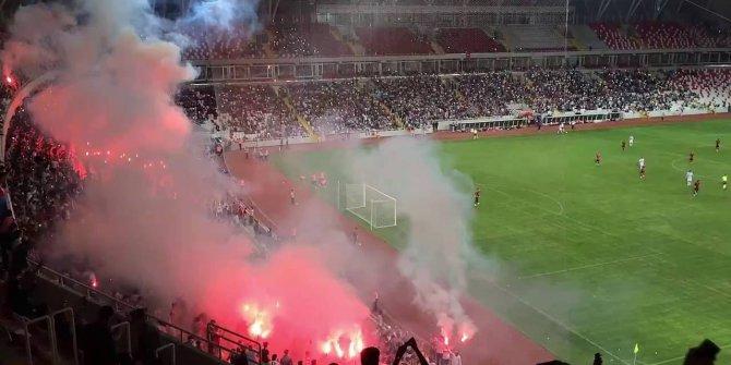 Yeni 4 Eylül Stadı'nda konuk Trabzonspor